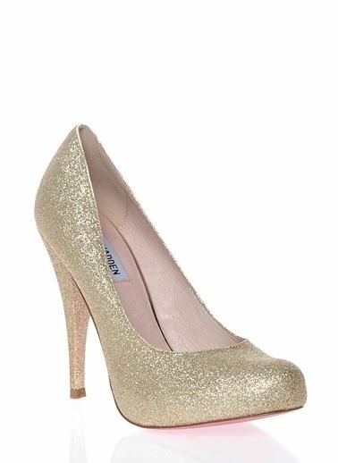 Steve Madden Ayakkabı Altın
